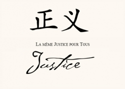 Justice Proverbe Chinois