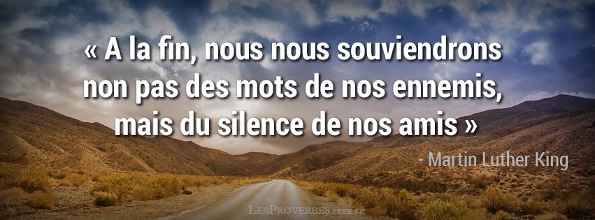 Rencontre des amis de silence