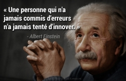 Citations Albert Einstein
